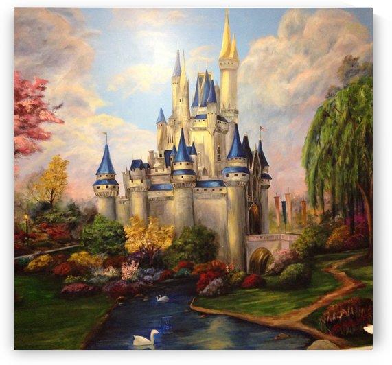 Princess Castle by Jenn Hollis