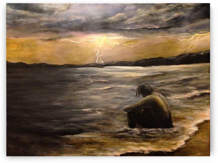 The Storm  by Jenn Hollis