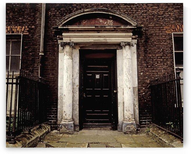 Neglected Georgian House (Prior To Restoration), Henrietta Street, Dublin, Co Dublin, Ireland by PacificStock