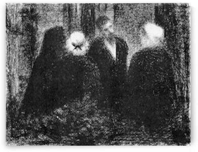 Condolences by Seurat by Seurat