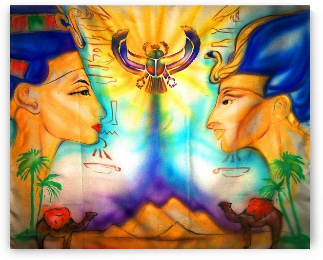 egypt by Vince Osborne