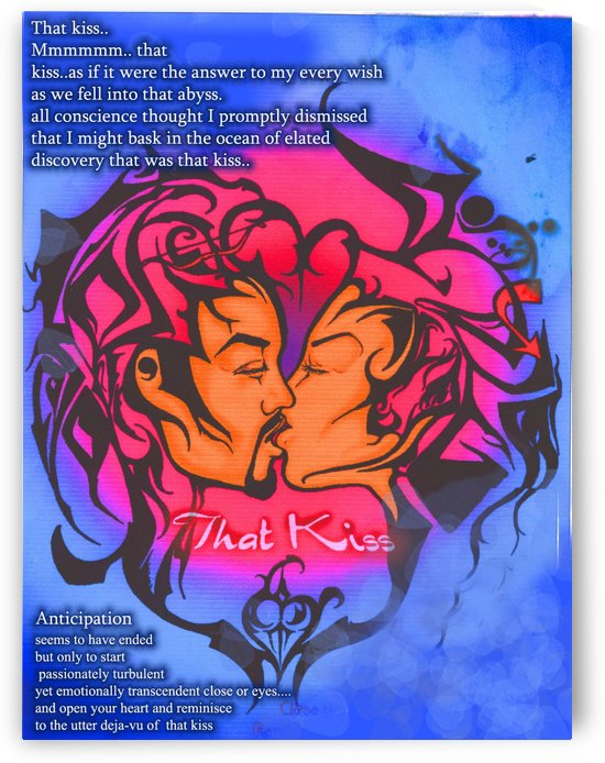 that kiss by Vince Osborne