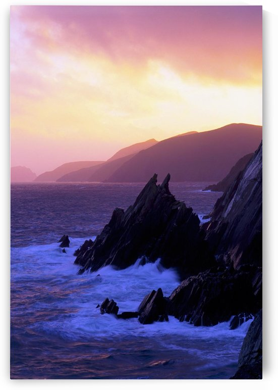 Dingle Peninsula, Co Kerry, Ireland; Atlantic Coast Of Ireland by PacificStock
