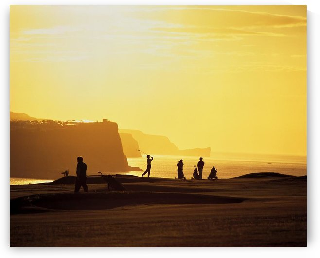 Ballycastle Golf Club, Co Antrim, Ireland by PacificStock