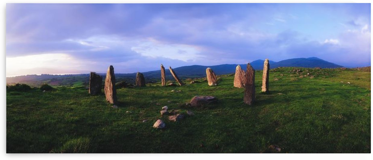 Co Kerry, Ireland, Stone Circle by PacificStock
