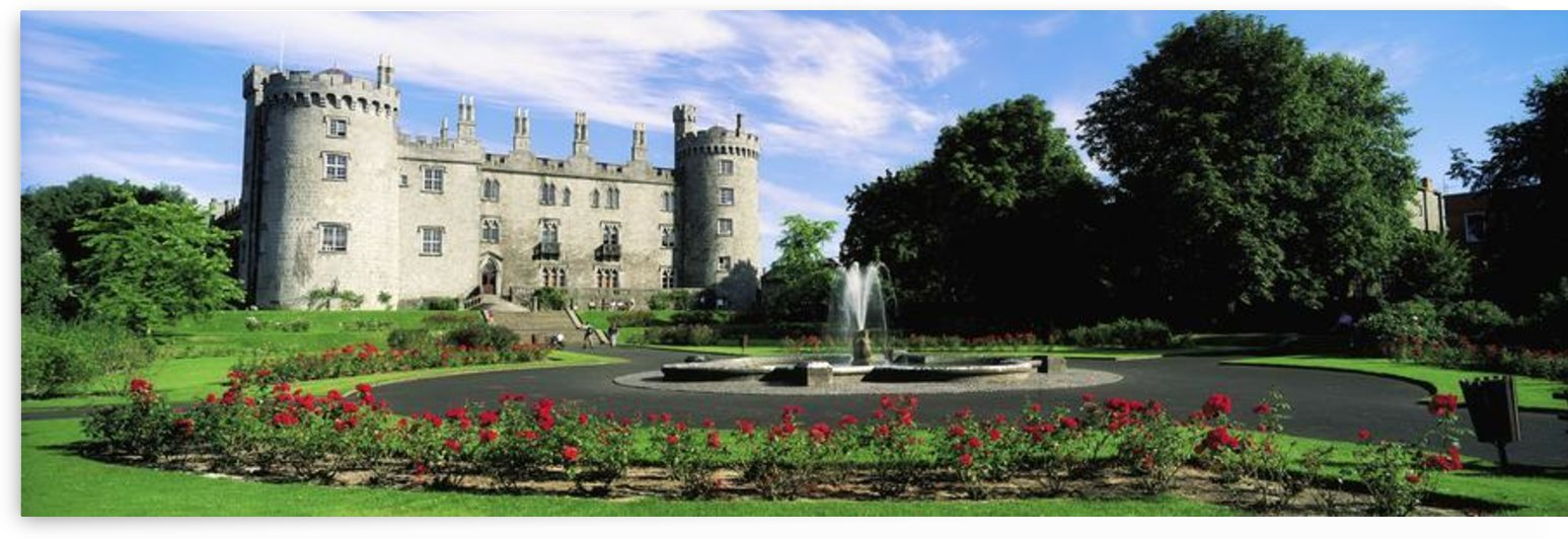 Kilkenny Castle, Co Kilkenny, Ireland; 12Th Century Norman Castle by PacificStock