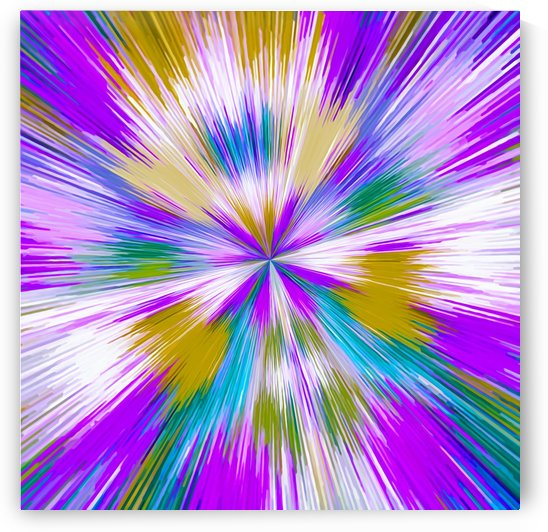 pink purple and yellow line pattern abstract background by TimmyLA