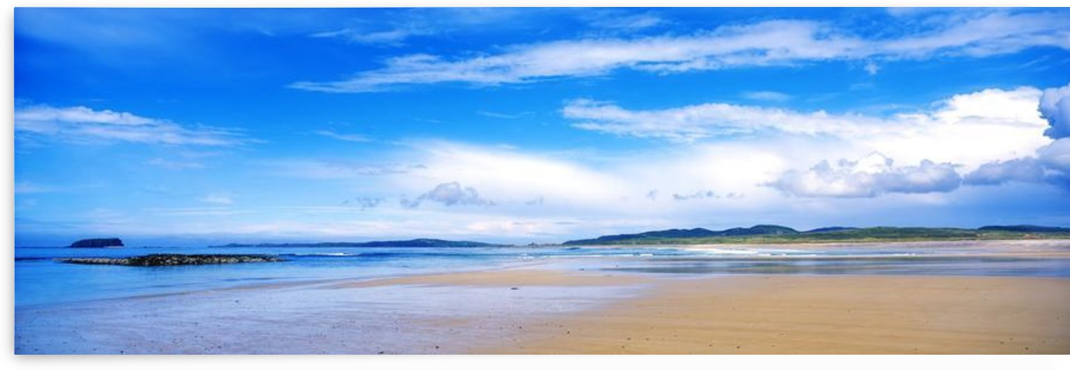 Pollan Strand, Inishowen, County Donegal, Ireland; Beach And Seascape by PacificStock