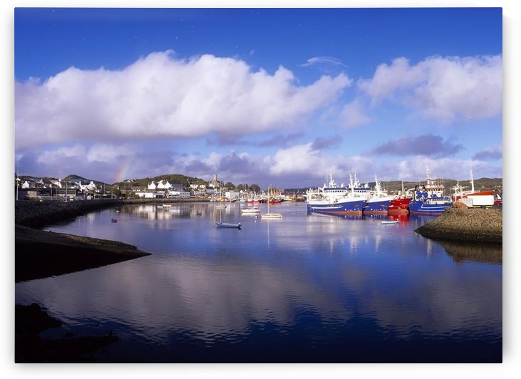 Killybegs, Co Donegal, Ireland by PacificStock