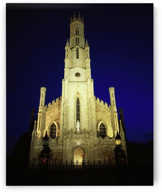 Cathedral Of The Assumption, Carlow, Co Carlow, Ireland; 19Th Century Cathedral Also Known As Carlow Cathedral by PacificStock