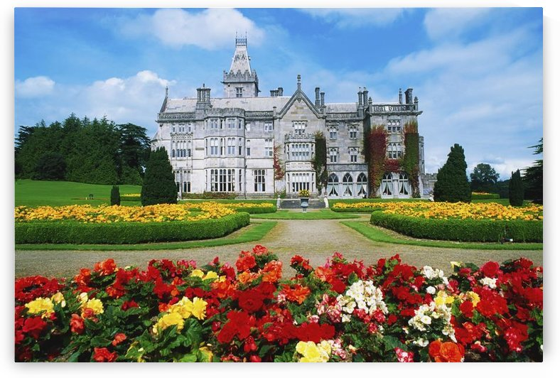 Adare Manor Golf Club, Co Limerick, Ireland; Hotel And Golf Resort by PacificStock