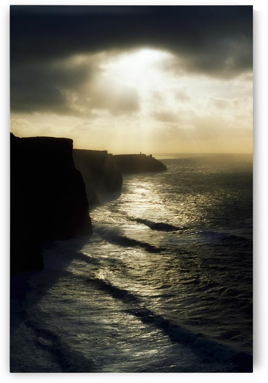 Cliffs Of Moher, Co Clare, Ireland by PacificStock