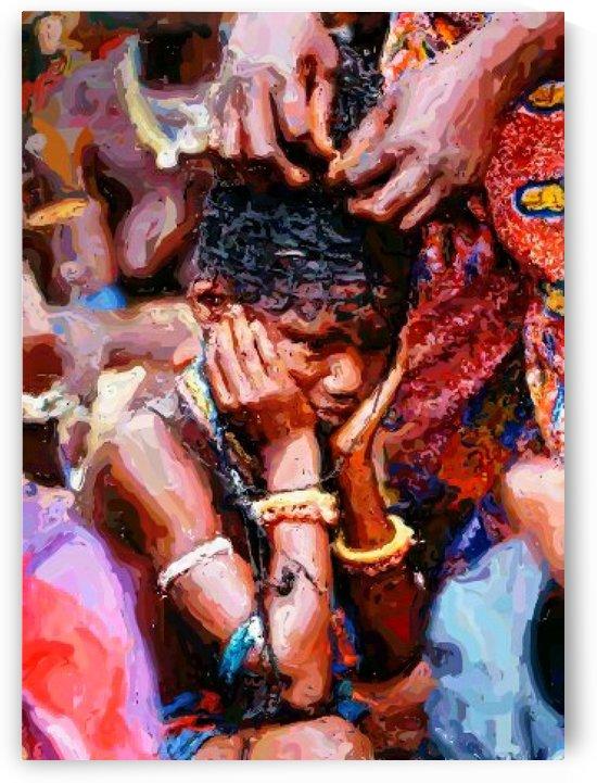african hair dressing by mills WCB
