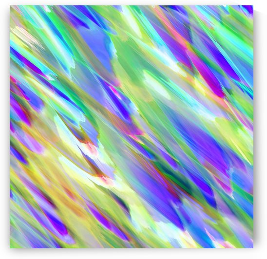 Colorful digital art splashing G401 by Medusa GraphicArt