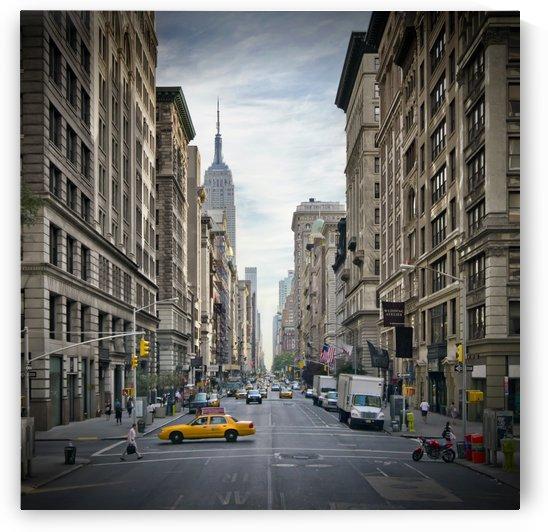 NEW YORK CITY 5th Avenue   by Melanie Viola