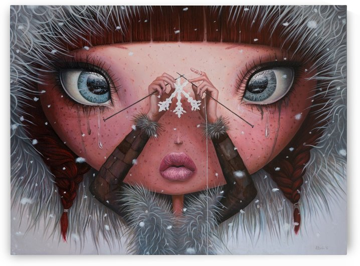You'll Never Melt on Me Again by Adrian Borda