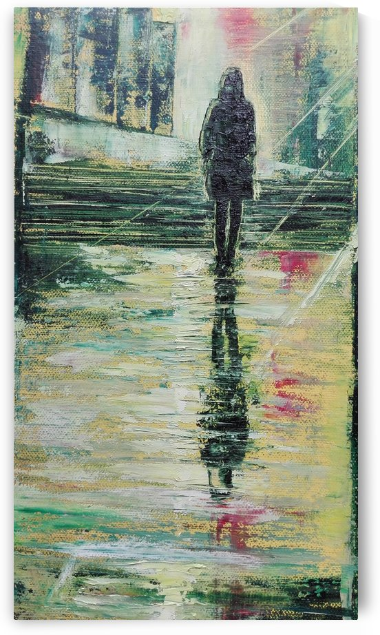 Go Up by Ildikó Csegöldi Décsei