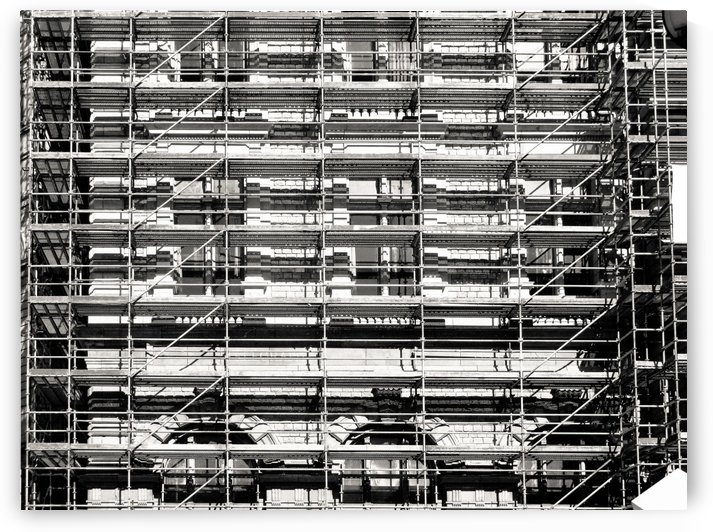 Construction Scaffolding by Pixelme ca