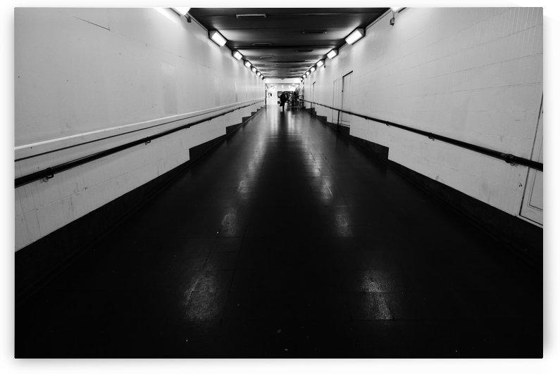 Long dark walk by Andy Jamieson