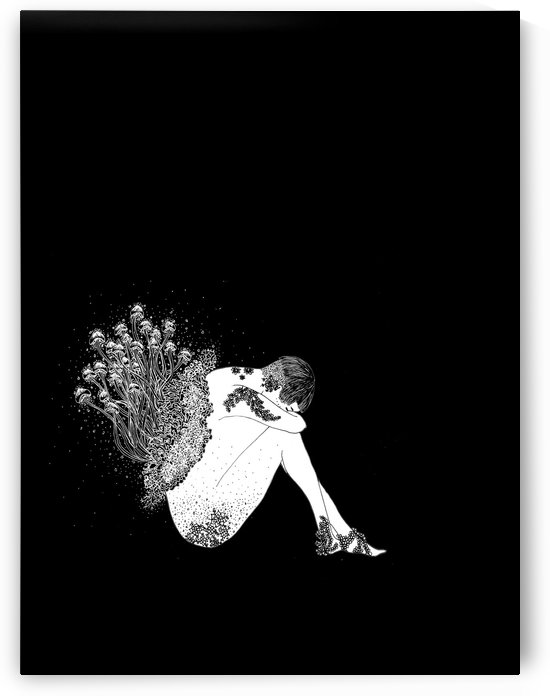 Toadstool  by Amelia Amortegui