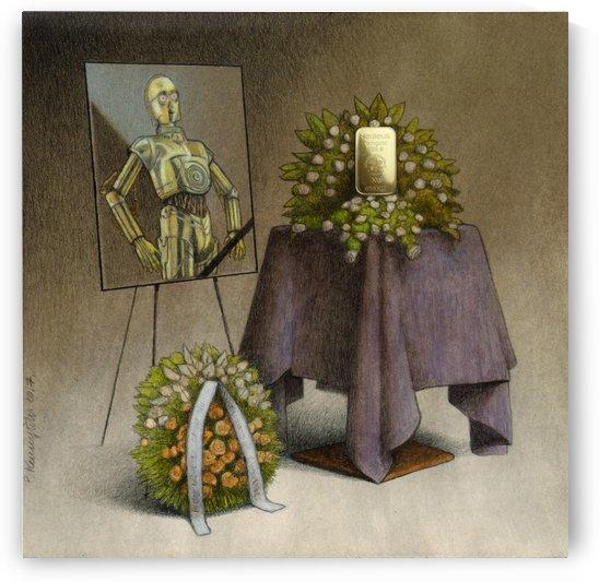 cremation by Pawel Kuczynski