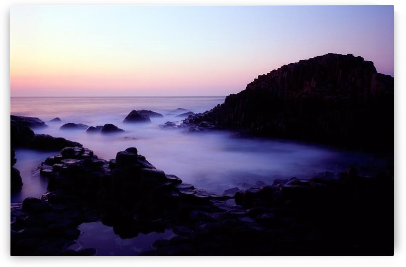 The Giant's Causeway, Co Antrim, Ireland by PacificStock