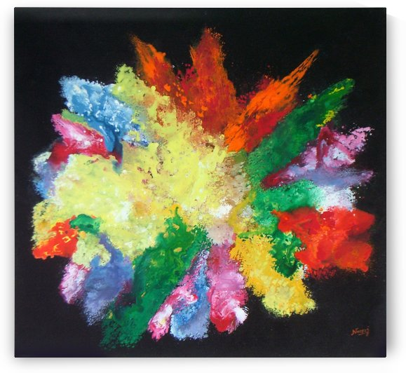 Cosmic Inspiration by Mrs Neeraj Parswal