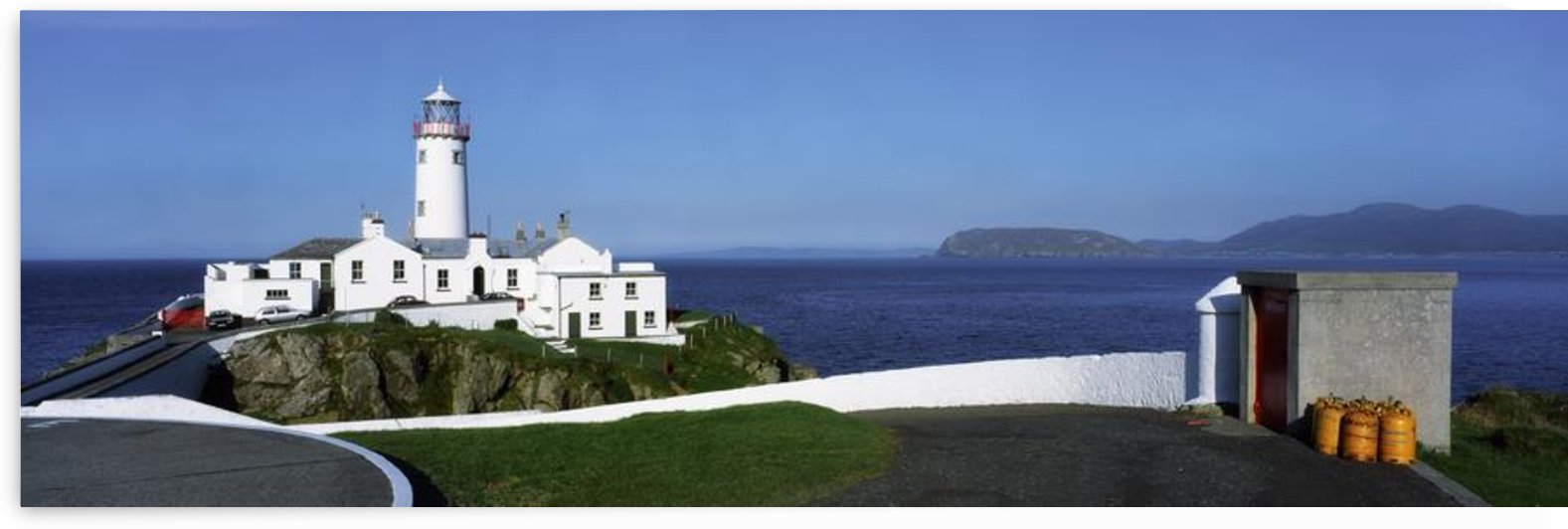 Fanad, Co Donegal, Ireland, Fanad Head Lighthouse by PacificStock