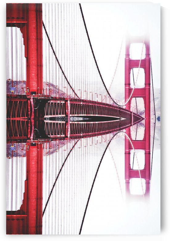 Golden Gate bridge, San Francisco, USA by TimmyLA