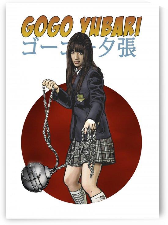 Kill Bill - Gogo Yubari by Dan  Avenell