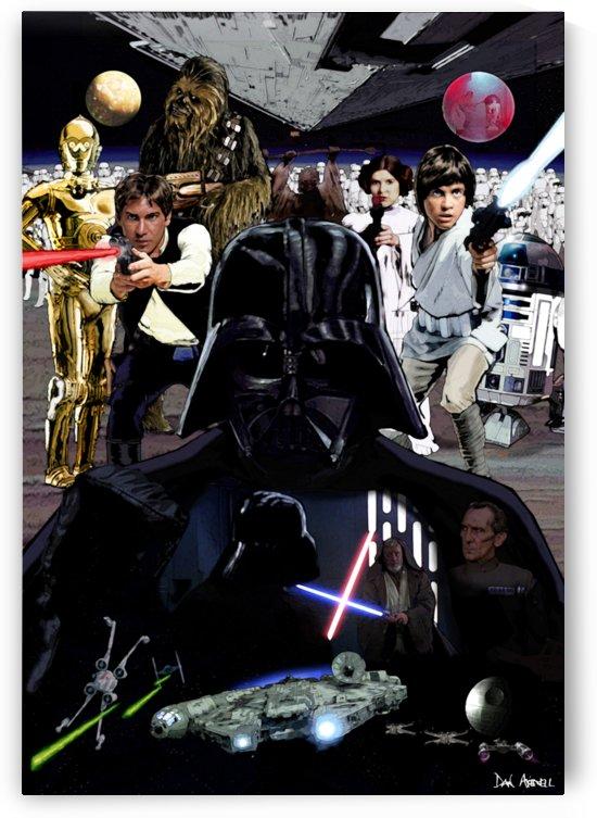 Star Wars  by Dan  Avenell