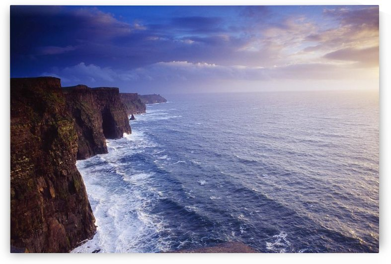 The Cliffs Of Moher, County Clare, Ireland; Ocean Cliffs by PacificStock
