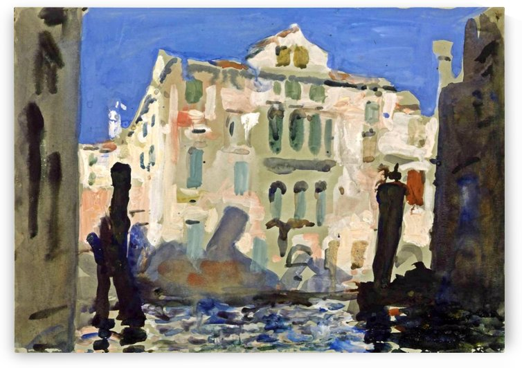Venice by Hercules Brabazon Brabazon