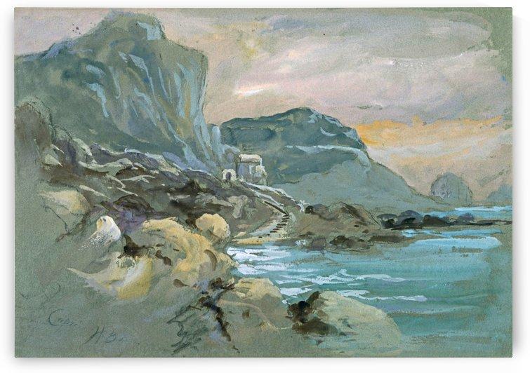 Capri by Hercules Brabazon Brabazon