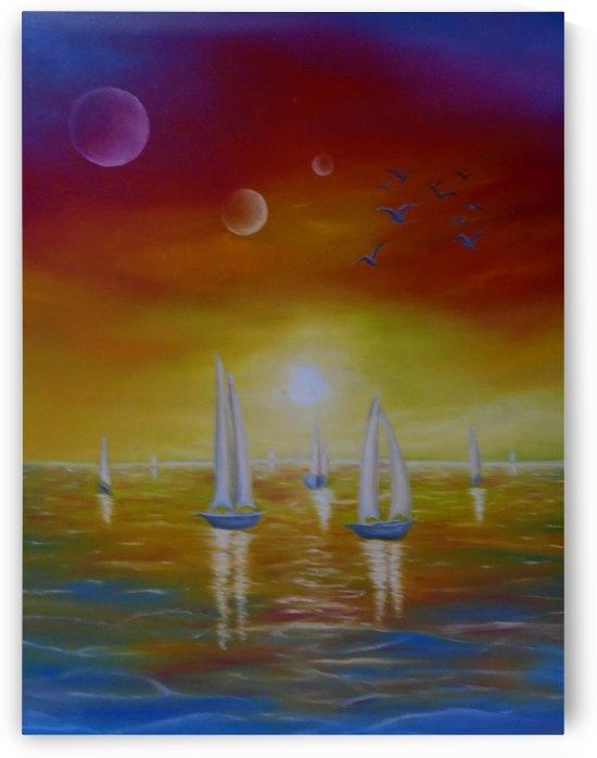 Fantasy Breeze by Fotini Anastasopoulou