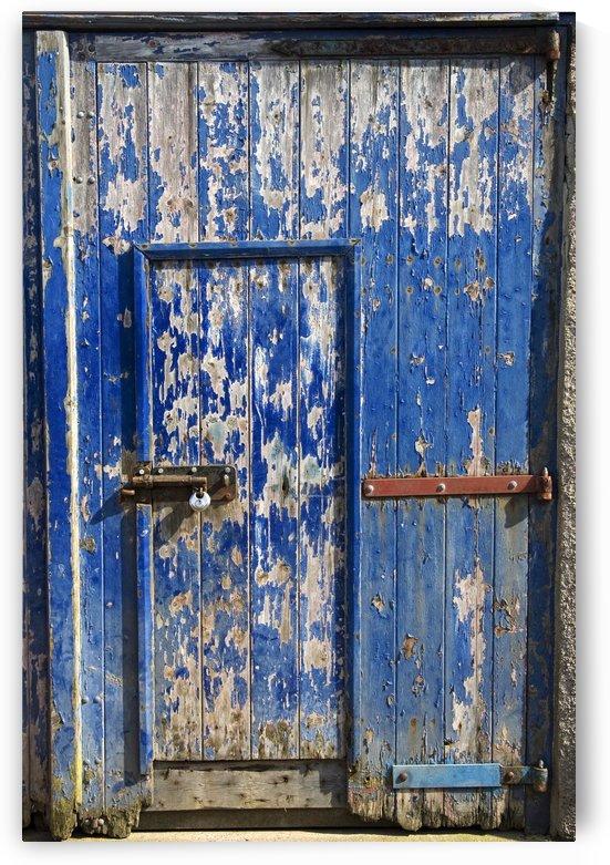 Old Barn Door by PacificStock