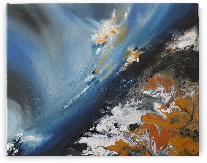 Cosmos Creation 1 by Asha