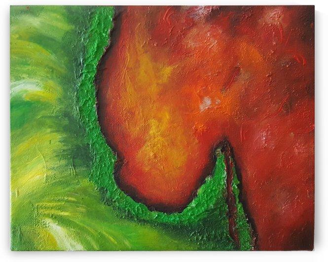 Cosmos creation 2 by Asha