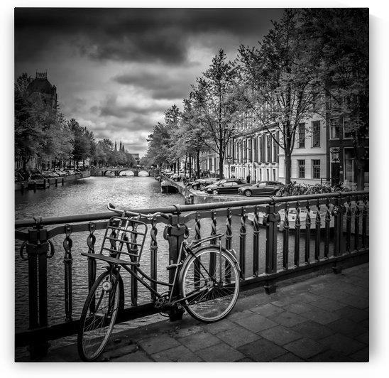 AMSTERDAM Emperor's Canal by Melanie Viola