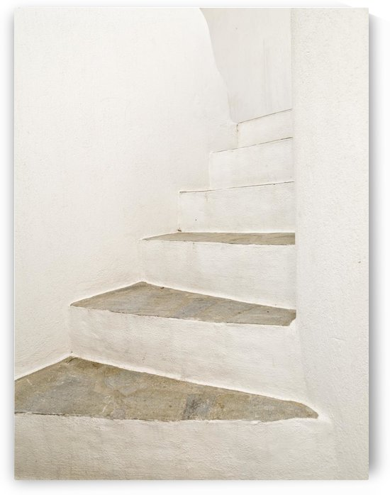 White Stairs by PacificStock