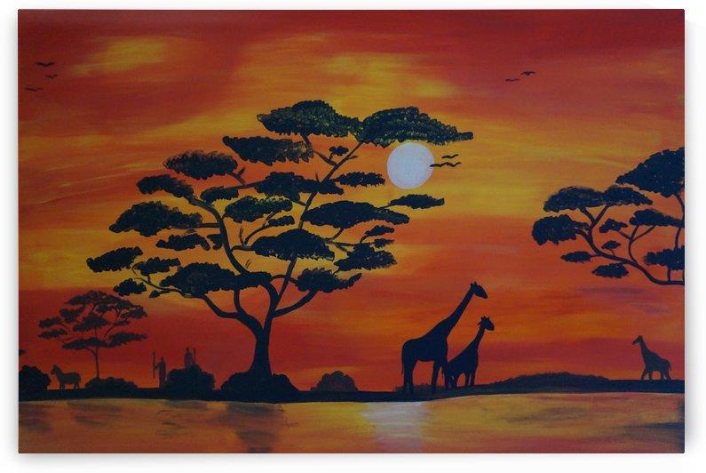 savannah by Babetts Bildergalerie