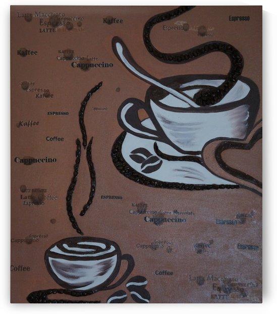 Coffee pot by Babetts Bildergalerie