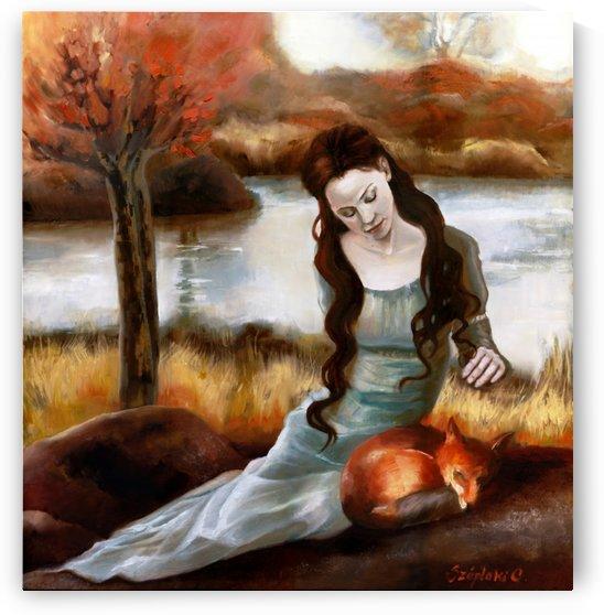 FoxFairy by ArtofCaelia