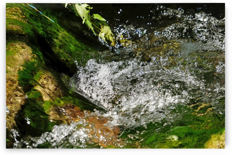 waterfall - Plitvicer lakes-nationalpark by Babett-s Bildergalerie