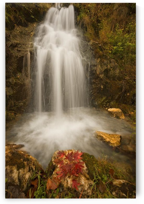 Waterfall by PacificStock