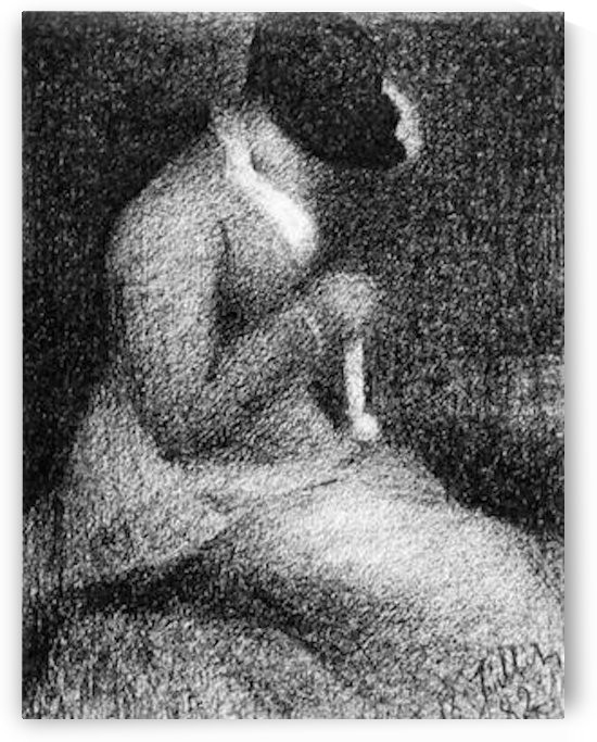 Knitting by Seurat by Seurat