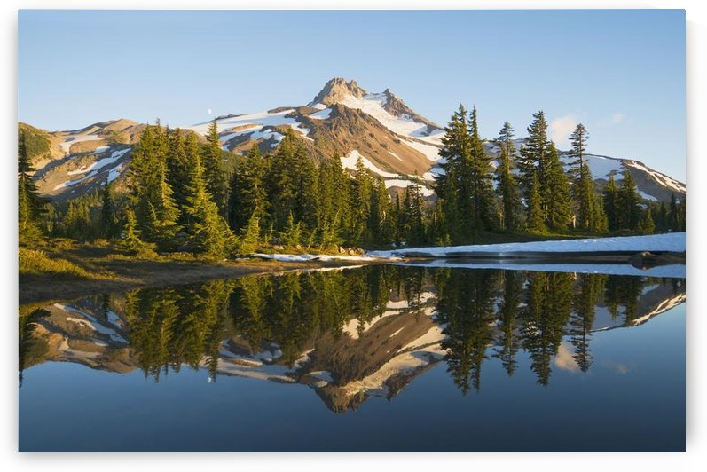 Mount Jefferson, Oregon, Usa by PacificStock