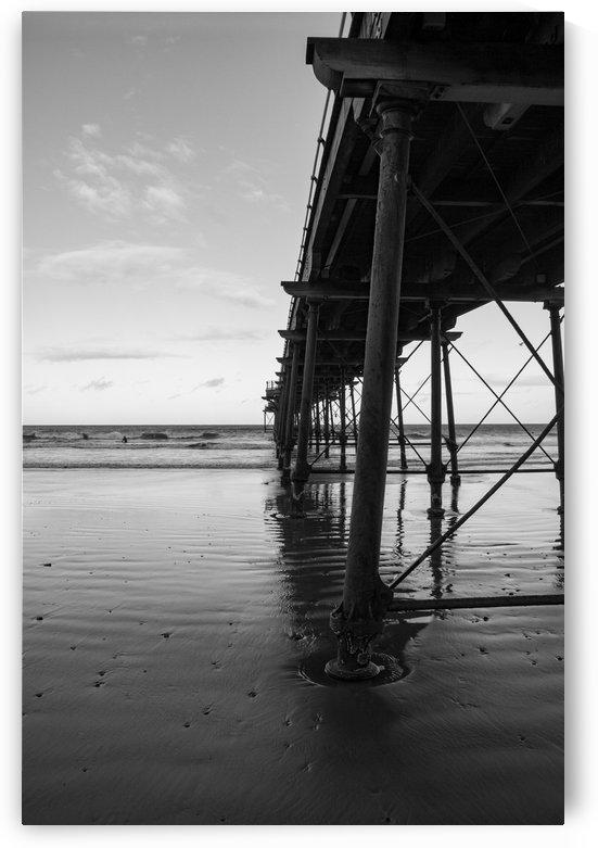 Saltburn Peir by Matthew Barber Photography