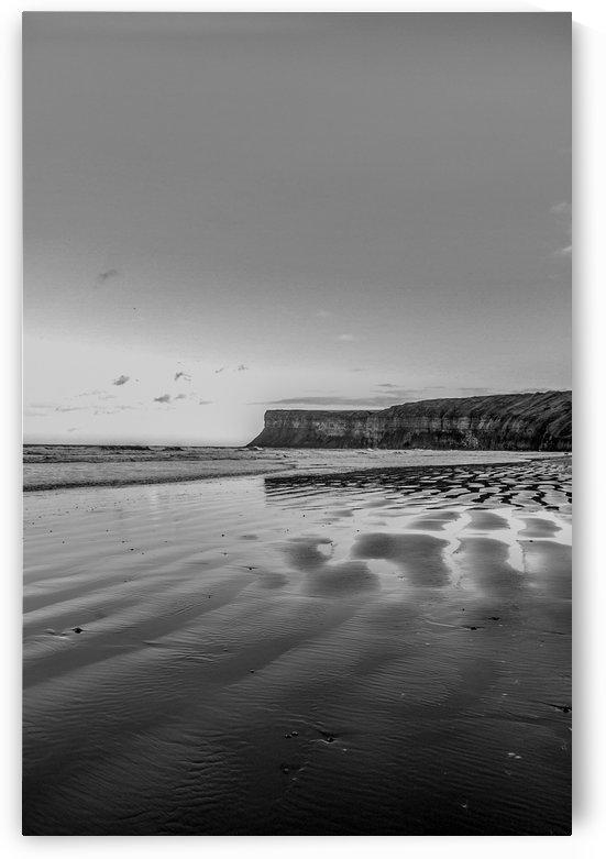 Saltburn Cliffs by Matthew Barber Photography