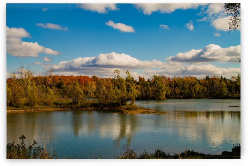 Canadian Autumn by Matthew Barber Photography
